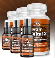 How Does Truly Work Hair Revital X?