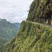 World's Most Dangerous Road (WMDR or Yungas Road North), Bolivia