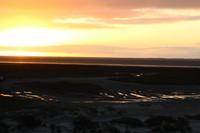 Guerrero Negro Sunset at the Dunes