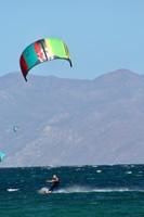 Kite Surfing in La Ventana