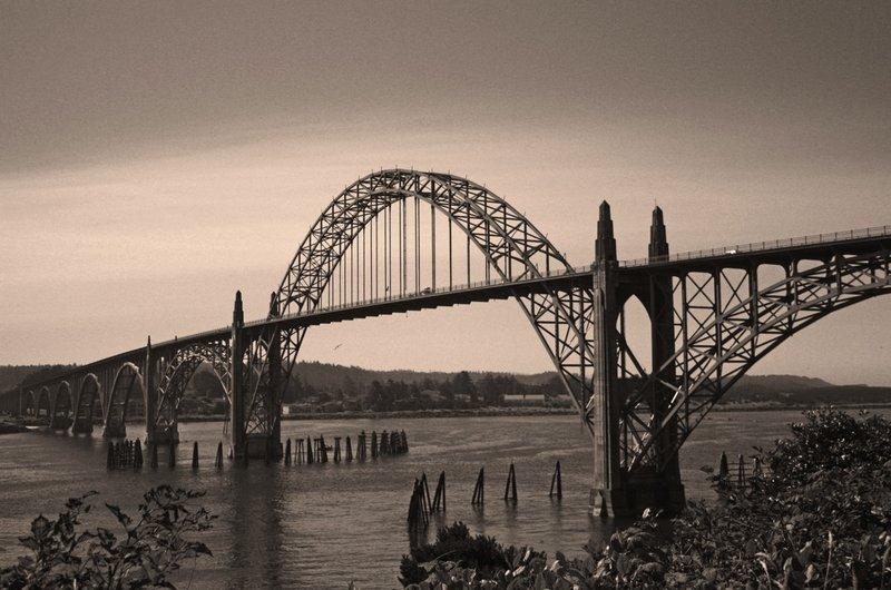 Bridge in Newport