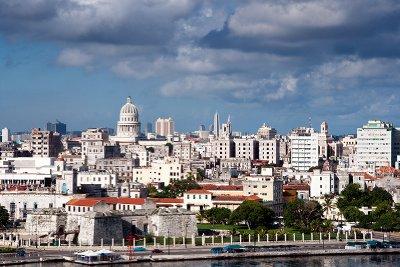 Panoramica La Habana