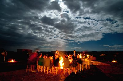 Campamento - Ouzina