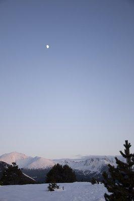 Andorra november