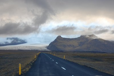 Going to Vatnajökull