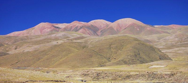 Camino a Iruya - Salta