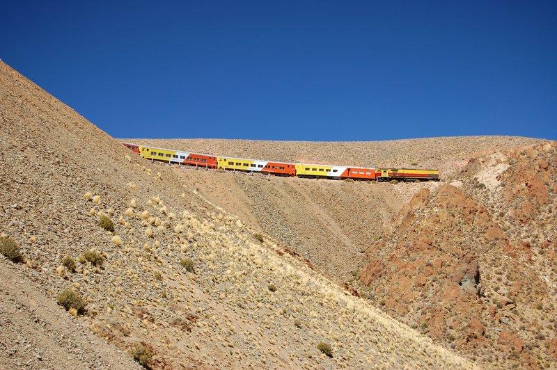 Tren de las Nubes - Salta