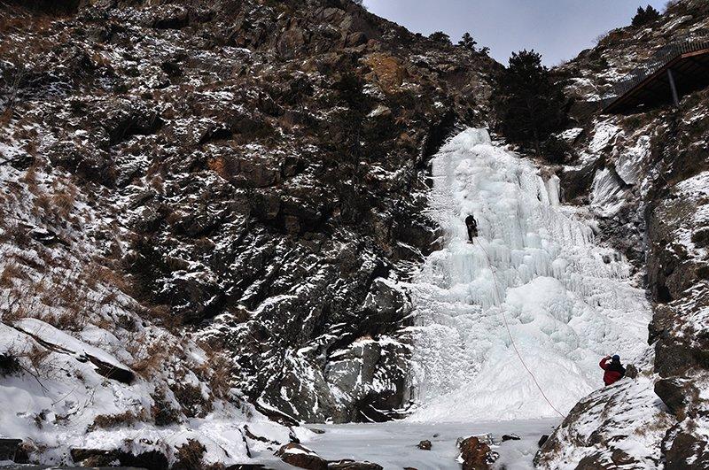 Cascada de les Moles - Canillo - Andorra