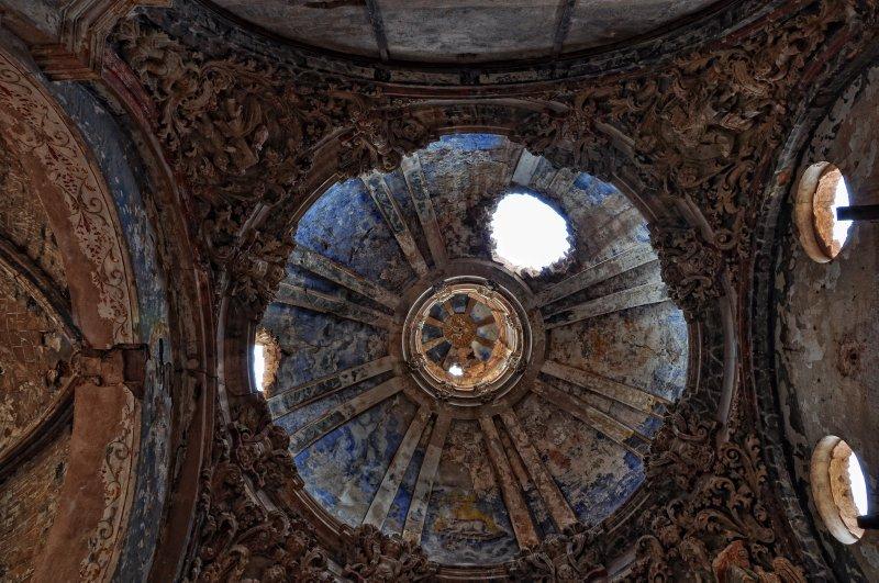 Convento de San Agustín - Belchite