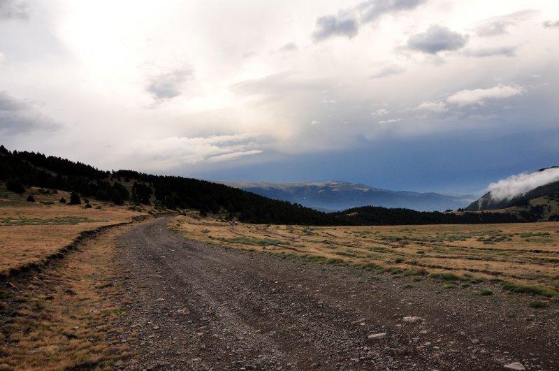 Alt Urgell - beatiful clouds