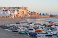 Playa Caleta - Cadiz