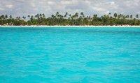 Punta Cana - Saona Island view