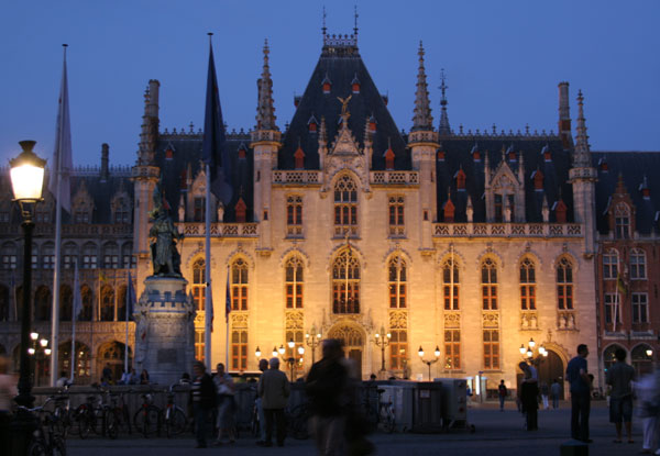 Rathaus Brugge