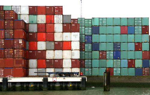 Container Landschaft