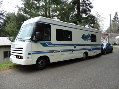 RV & Tow Behind - Ready to Go