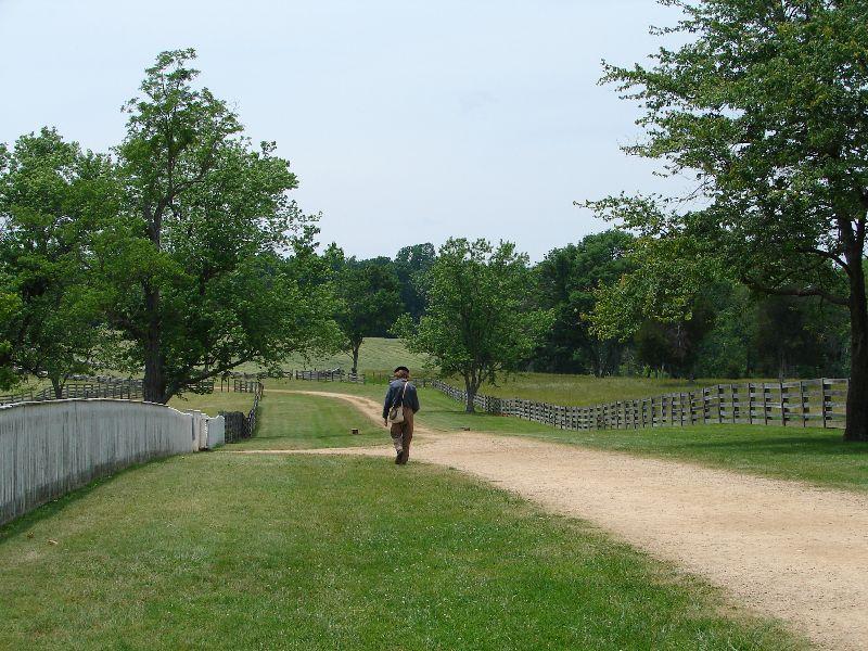 2nd Trip - Appomattox, Surrender Road