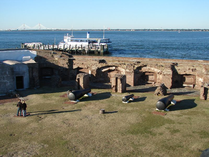 Day_107_-_Fort Sumpter,_Ferry