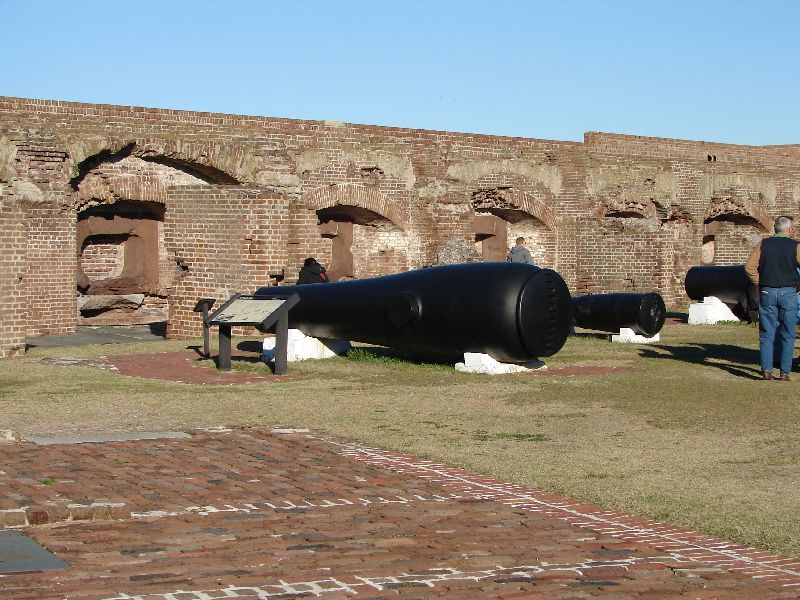 Day_107_-_Fort Sumpter, Walls_Int