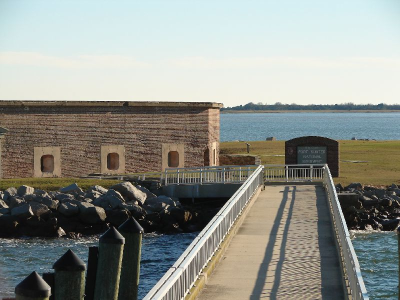 Day_107_-_Fort Sumpter, ntrance