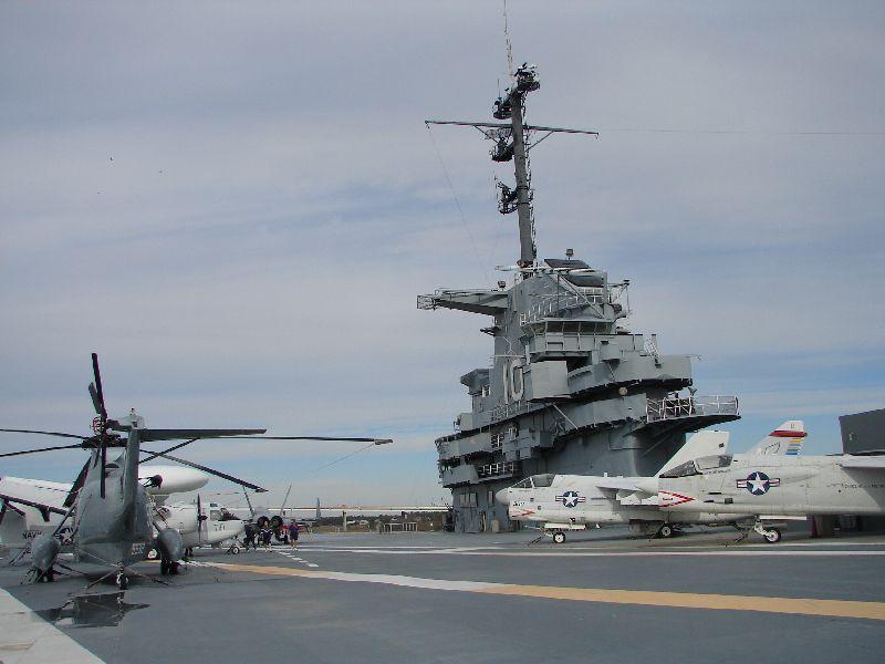 Day_108_-_USS Yorktown, Flight_Deck1