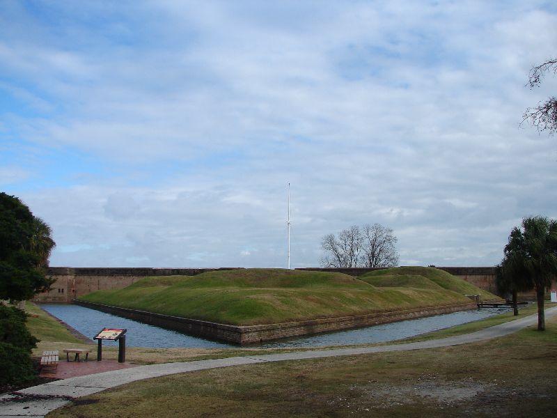 Day_111_-_Fort Pulaski, Demuline
