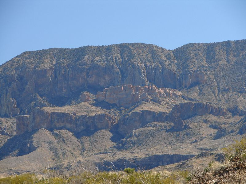 Day 159 - Big Bend, Mtns