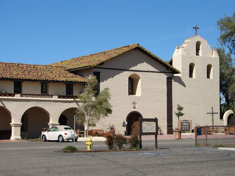 Day 178 - Mission Santa Ines