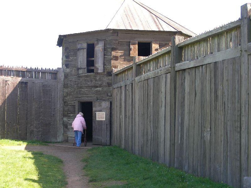 Day 197 - Fort Ross, SW Blockhouse