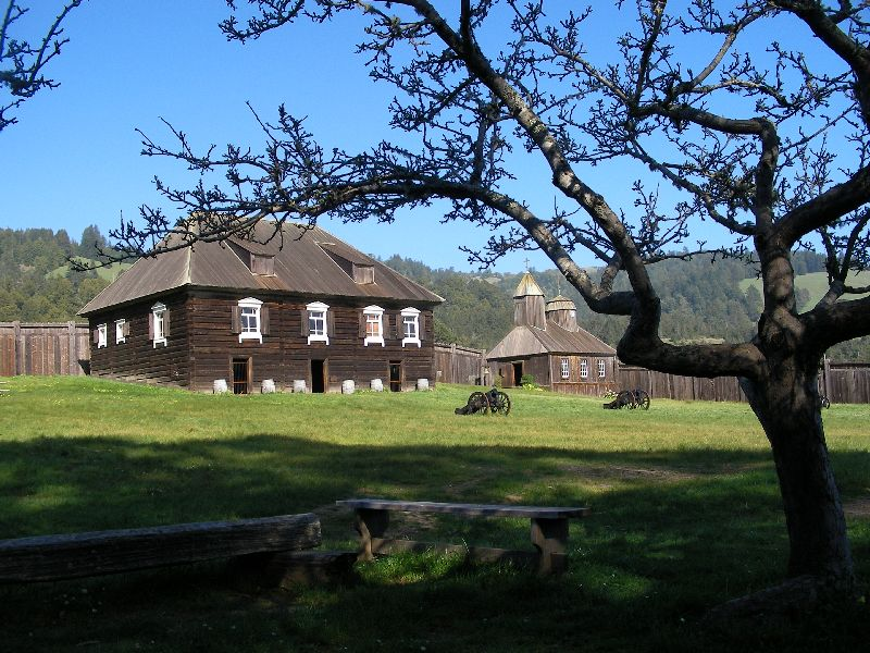 Day 197 - Fort Ross, Yard
