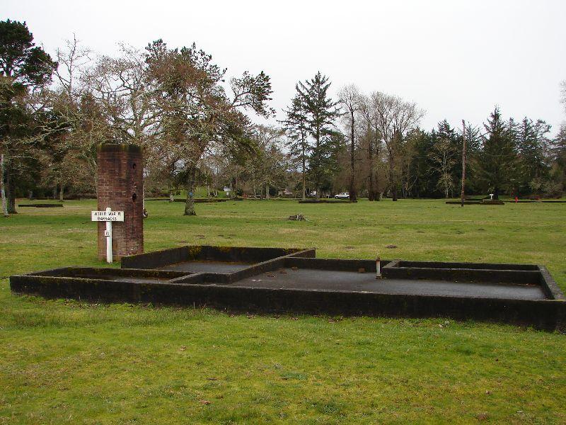 Day 207 - Fort Stevens, WWII Barracks