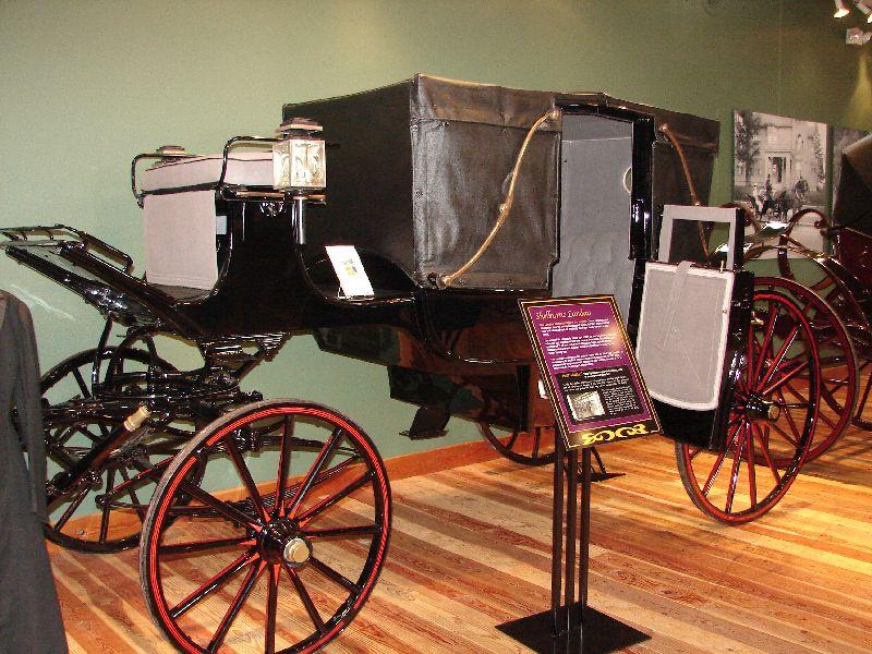 Day 208 - Carriage Museum, Shelbourne Landau