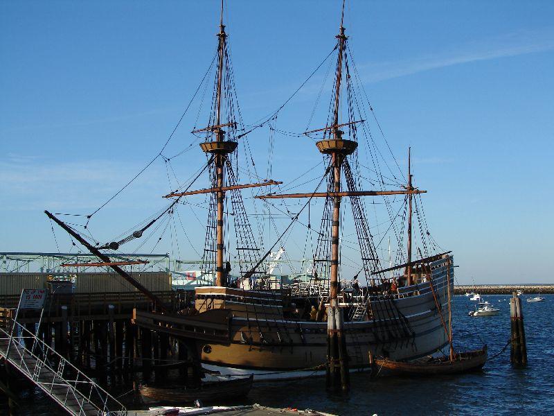 Day 54 - Mayflower II