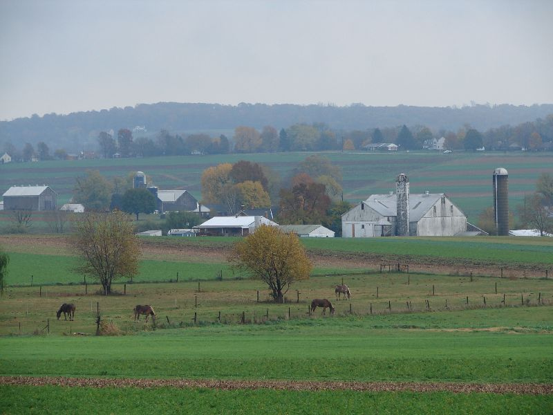 Day 75 - PA Dutch Farm Country