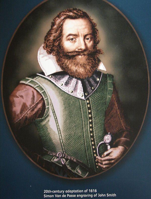 Day 89 - Jamestown, Captain Smith
