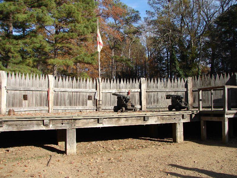 Day 91 - Jamestown Stlmt, Fort_Corner