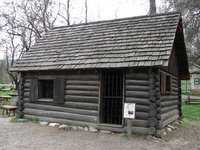 Day 187 - Sutters Fort, Morman Cabin