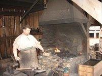 Day 91 - Jamestown Stlmt, Blacksmith