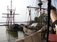 Day 91 - Jamestown Stlmt, Three_Ships