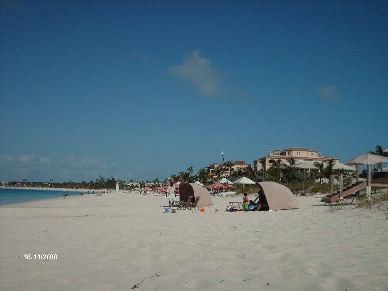 Comfort Suites Beach Access