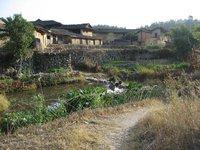 Hongkeng village, Yongding county