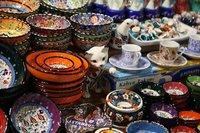Ceramics from the Grand Bazaar