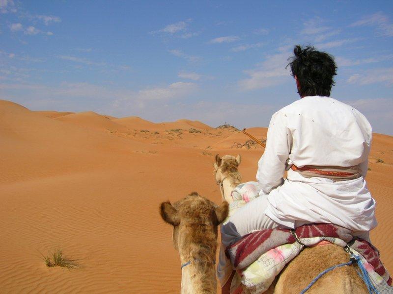 Dunes in Oman