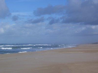 Beach near San Pedro de Moel