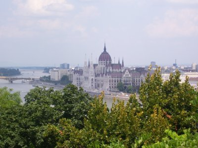 Parliment Budapest