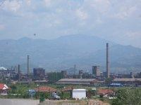 Factories of Elbasan, Albania