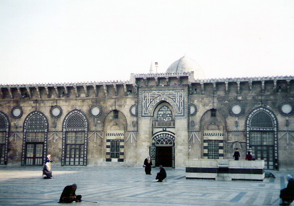 Jami'a Zakariyyeh in Aleppo