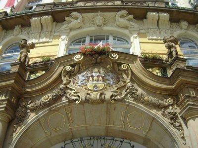 Amazing building detail