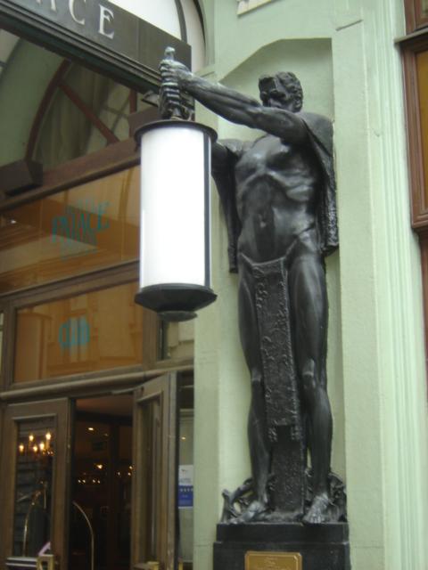 no ordinary lamppost