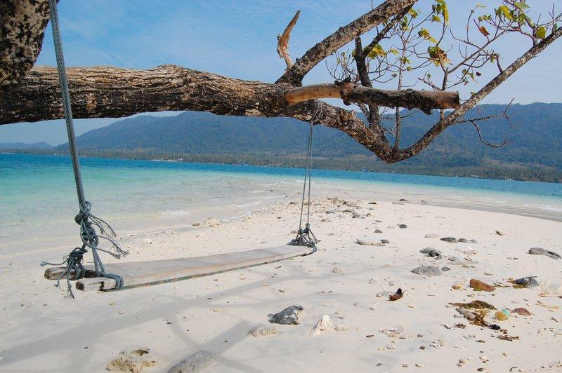Tree Swing, Koh Chang