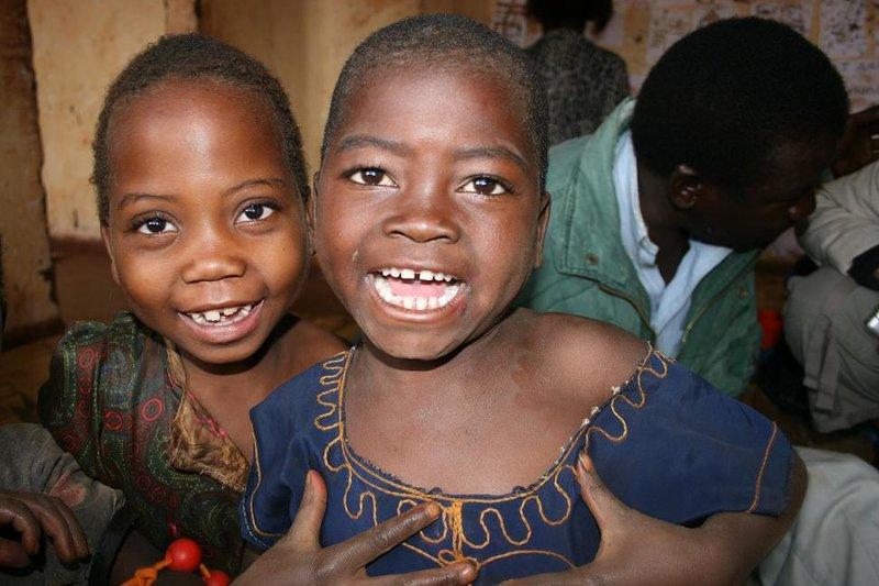 Children at KASO